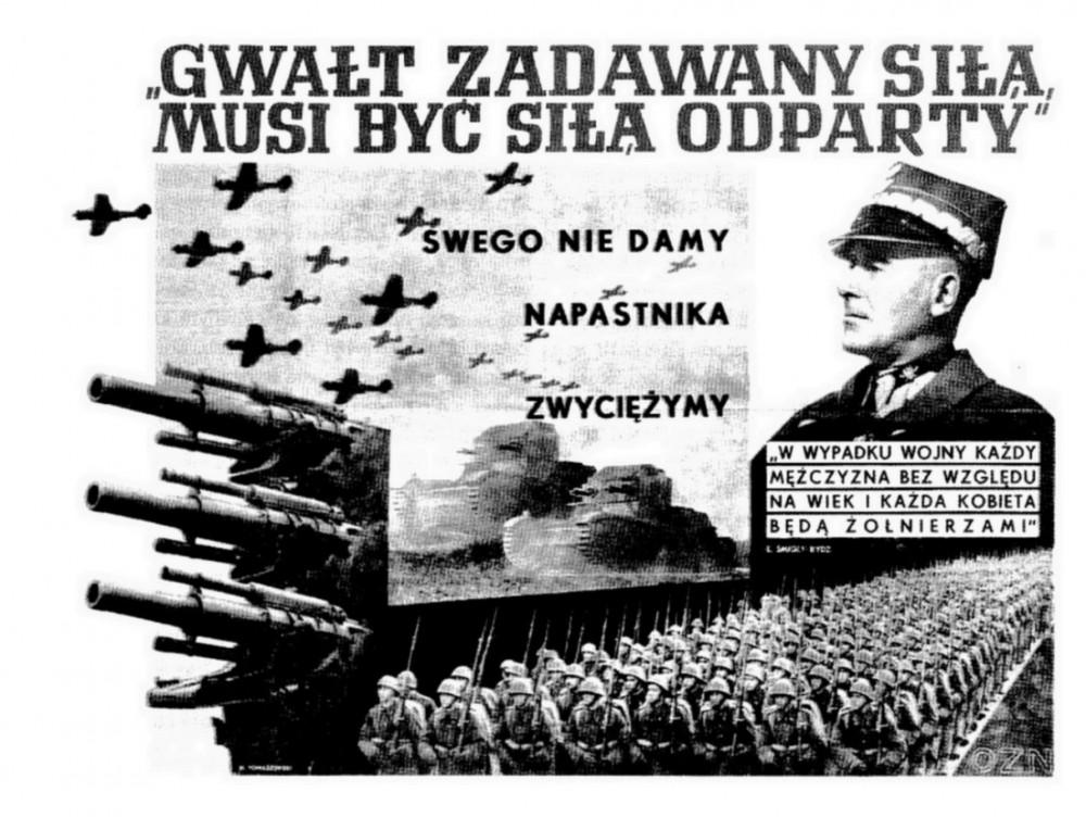 Czy Marszałkowi śmigłemu Rydzowi Powinno Się Stawiać Pomniki