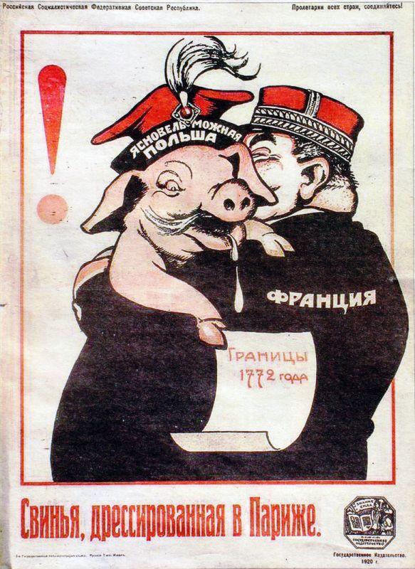 Ii Rp Według Sowieckiej Propagandy